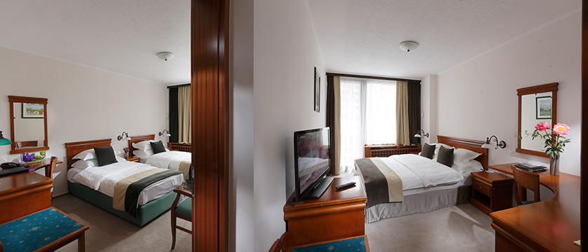 Hotel Kompas, Lake Bled, Slovenia - interconnecting bedrooms.jpg